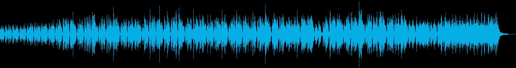 ピアノと木琴のミニマルミュージック/芸術の再生済みの波形