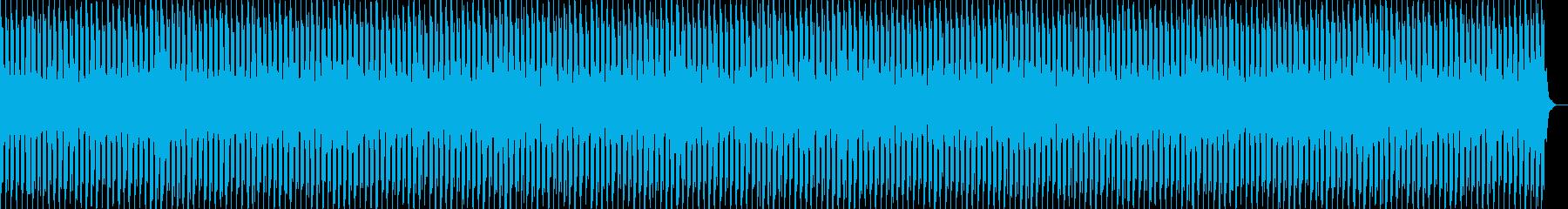 煽りのBGM ニュース・データ・少し緊迫の再生済みの波形