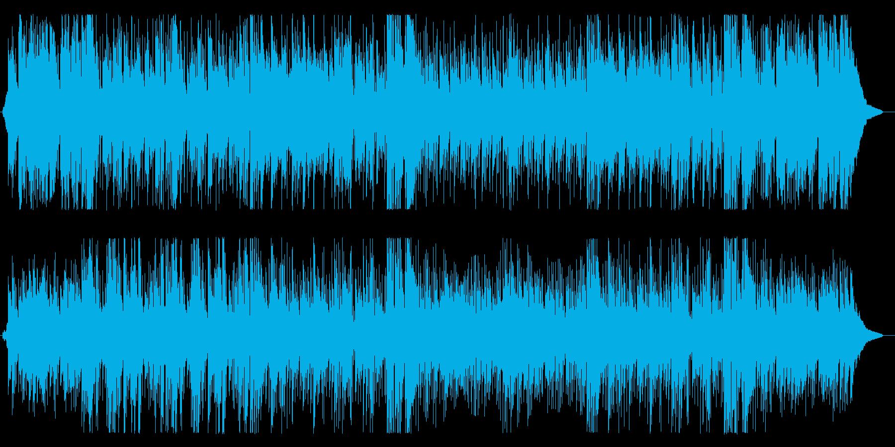 やさしく、爽快なエレピインスト。の再生済みの波形
