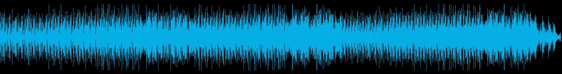 企業VP・切ない雰囲気アンビエントピアノの再生済みの波形