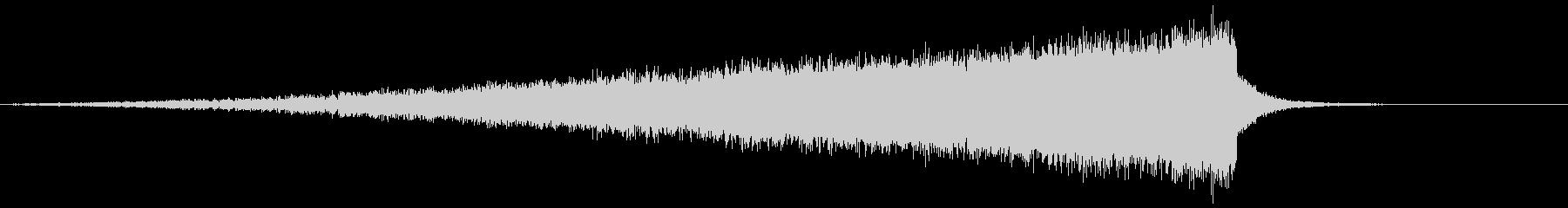【ライザー】22 SFサウンドの未再生の波形
