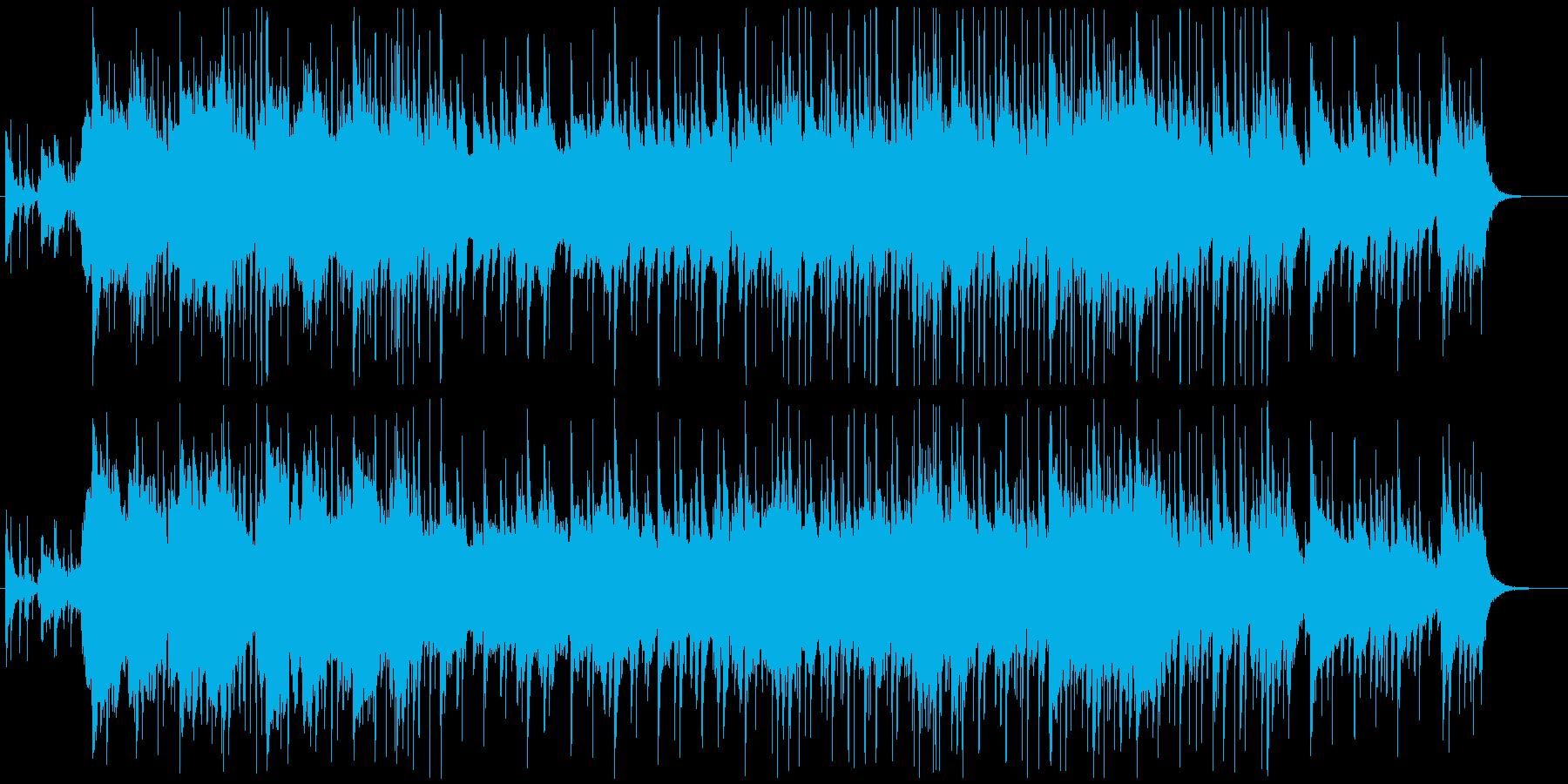 和風VP系4、美しい、ノスタルジックBの再生済みの波形