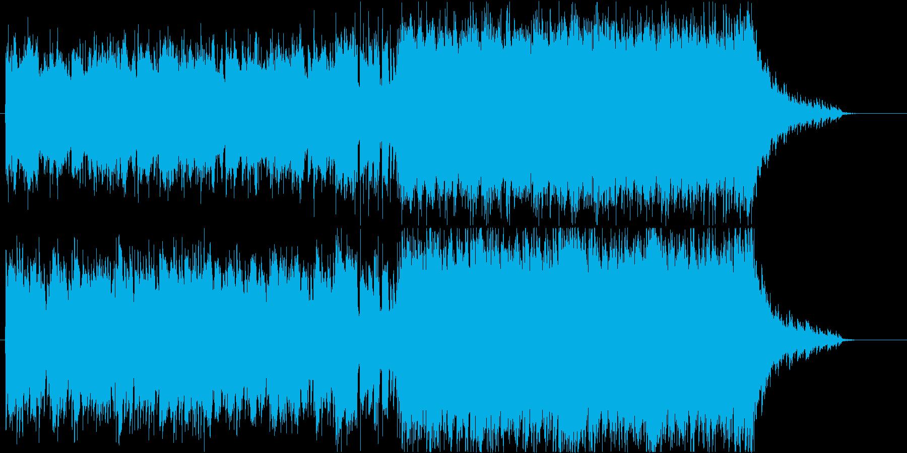 爽やかシネマロック/サウンドトラックの再生済みの波形