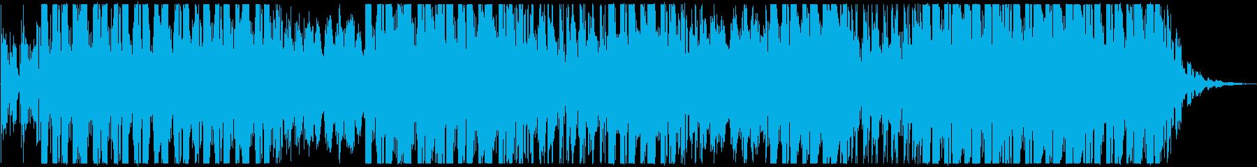 Lo-Fi HipHop最先端のお洒落の再生済みの波形