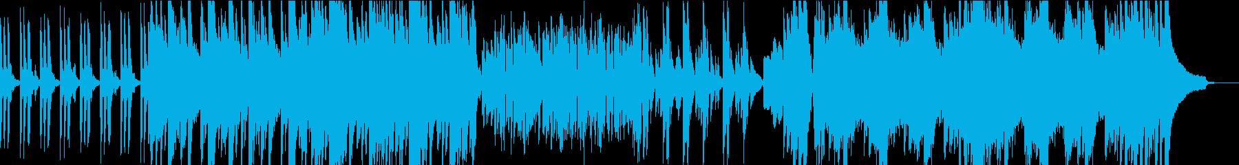 カッコよくて孤独のようなピアノ曲ですの再生済みの波形