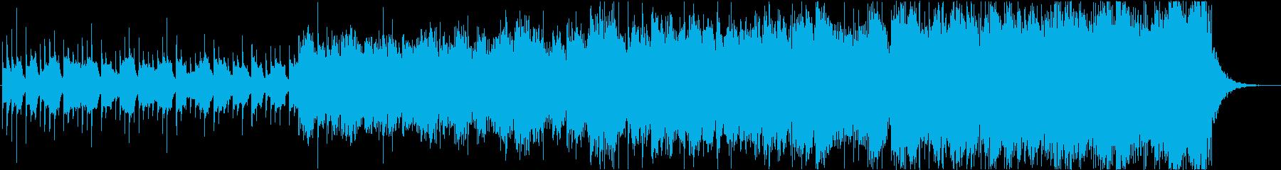 アンビエント、シネマティックの再生済みの波形