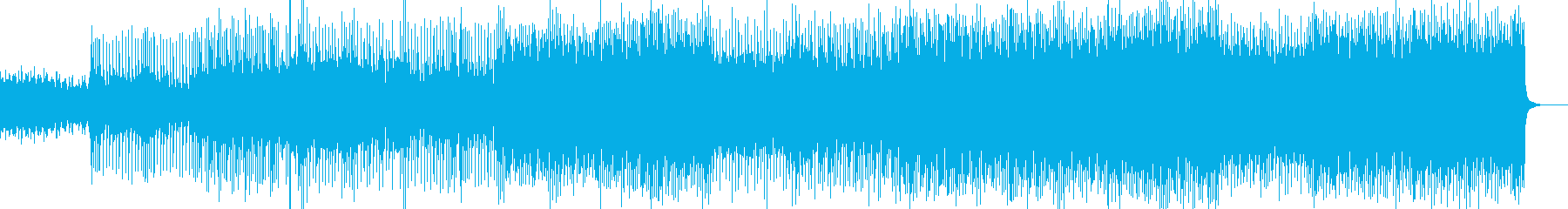 過激幻想 インド音階 ヘヴィメタルテクノの再生済みの波形
