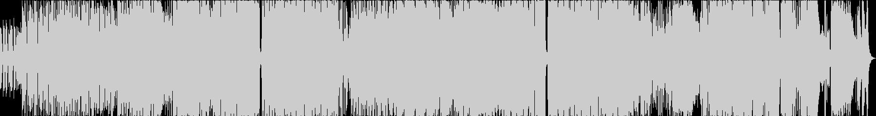 ジャジーでミステリアスなスイングソングの未再生の波形