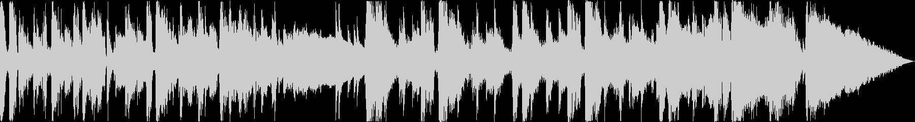 クールでリズミカルなジャズファンクの未再生の波形