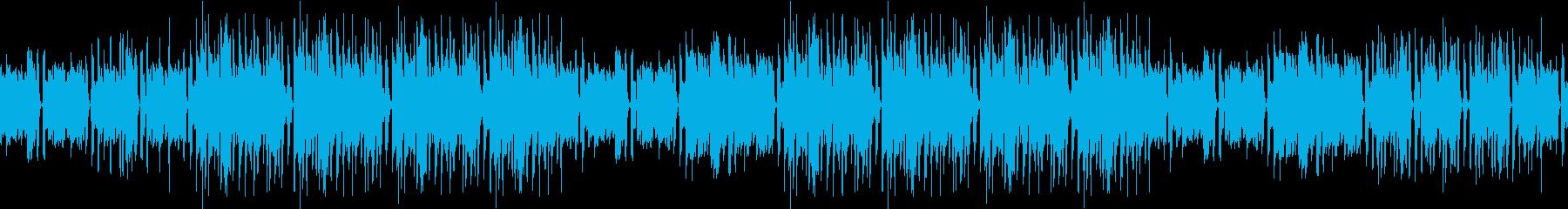 ギター・感動・エモ・青春・ループ・センチの再生済みの波形