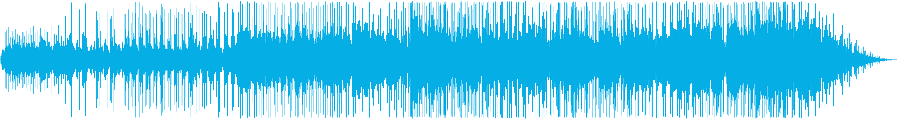 ノスタルジックなピアノはほとんど悲...の再生済みの波形