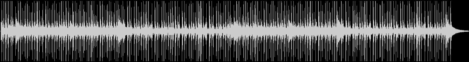 陽気 サンバ ラテンなソロドラムの未再生の波形