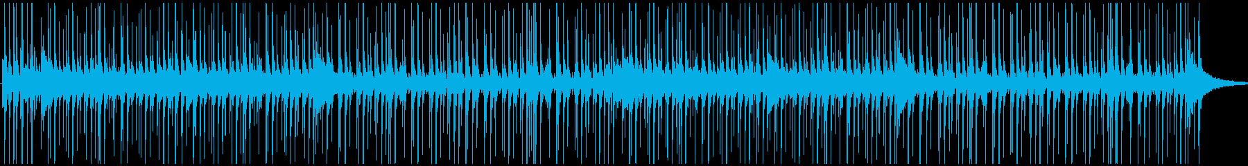 陽気 サンバ ラテンなソロドラムの再生済みの波形