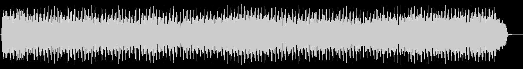 スローミドル8ビートの壮大な卒業ソングの未再生の波形