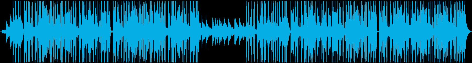 アーバンミュージックを打ち負かすの再生済みの波形