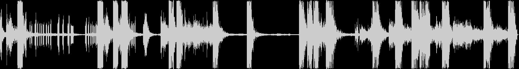 レーザーショットサブランブルブリッ...の未再生の波形