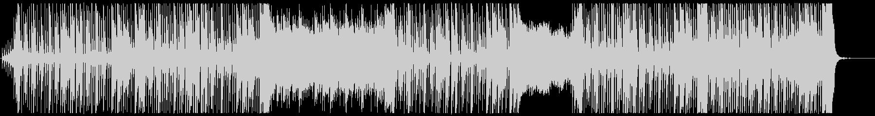 かわいいエレクトロ・ドリームポップの未再生の波形