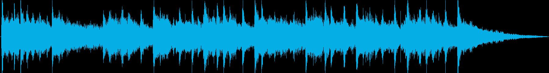中華 ワールド 民族 モダン テク...の再生済みの波形