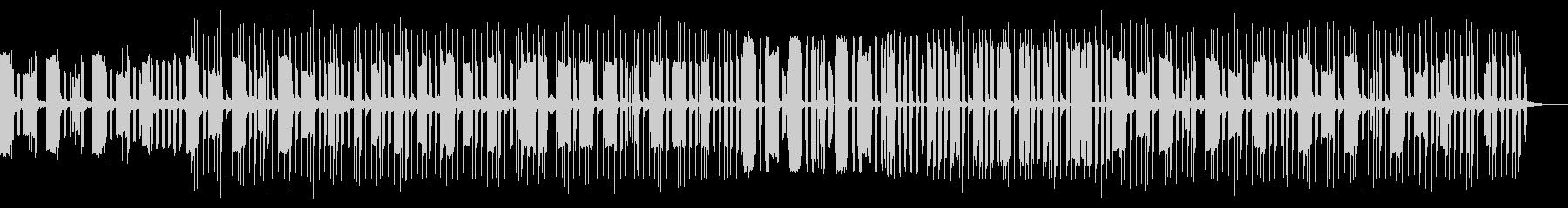 KANTほんわかBGM2010102の未再生の波形