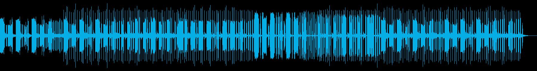KANTほんわかBGM2010102の再生済みの波形