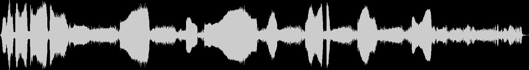 1934アルビスソフトトップサルー...の未再生の波形