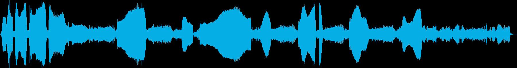 1934アルビスソフトトップサルー...の再生済みの波形