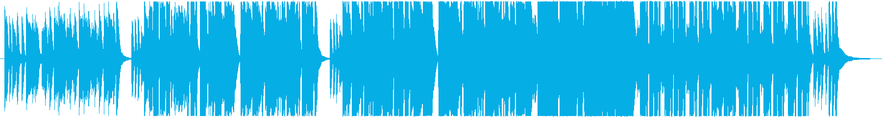 パラダイスの再生済みの波形
