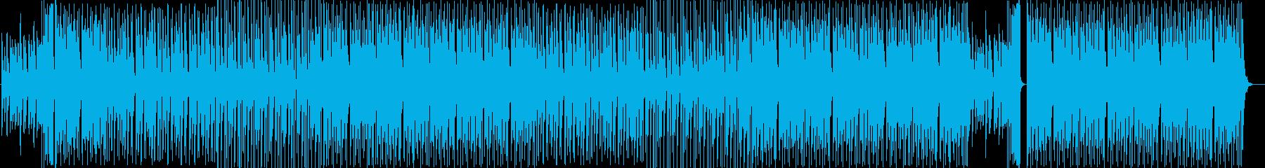 ヒップホップ/ブラス/ストリングス/#3の再生済みの波形