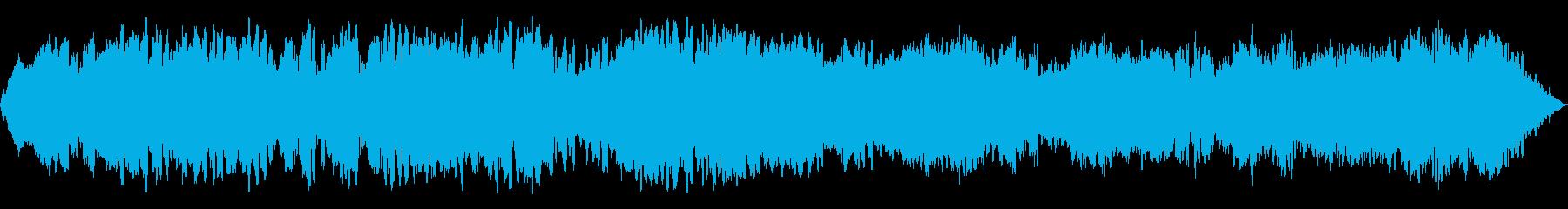振動する静的、SCI FIエイリア...の再生済みの波形