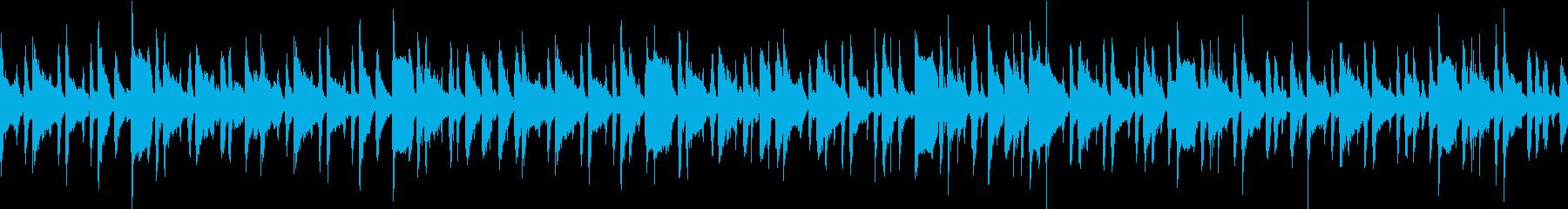 [ループ仕様]エレピが彩るボサノバの再生済みの波形