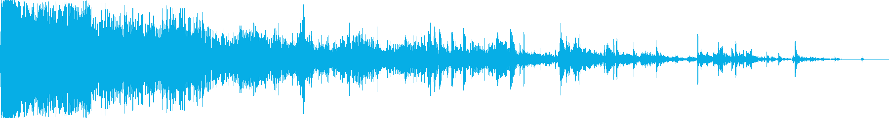 ジャンクパイルクラッシュ、デブリス...の再生済みの波形