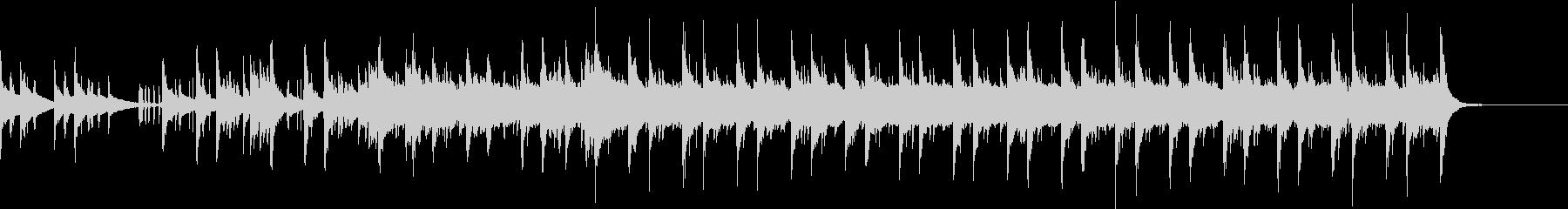 J-Popバラード(しっとり切ない)の未再生の波形