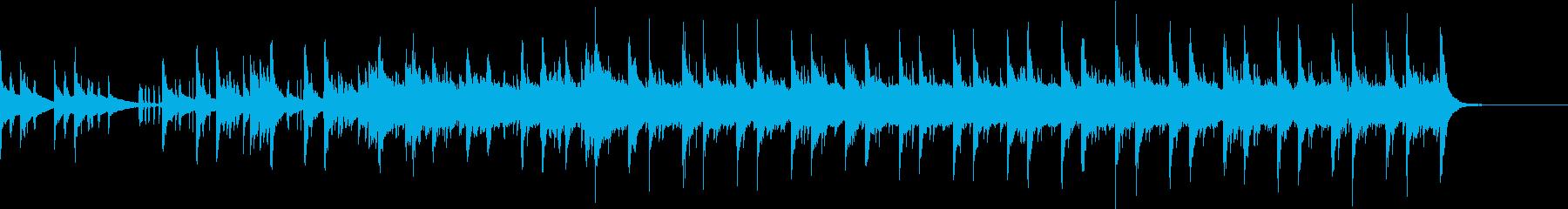 J-Popバラード(しっとり切ない)の再生済みの波形