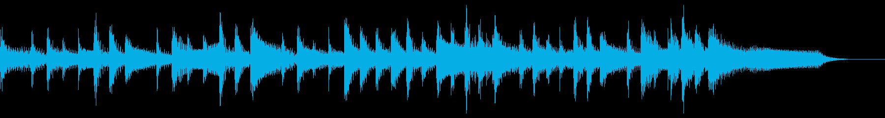ランチェロリズム、遅いテンポから速...の再生済みの波形