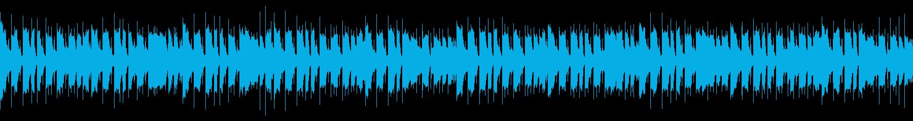 【ループ仕様】コミカルな曲 口笛 木琴の再生済みの波形