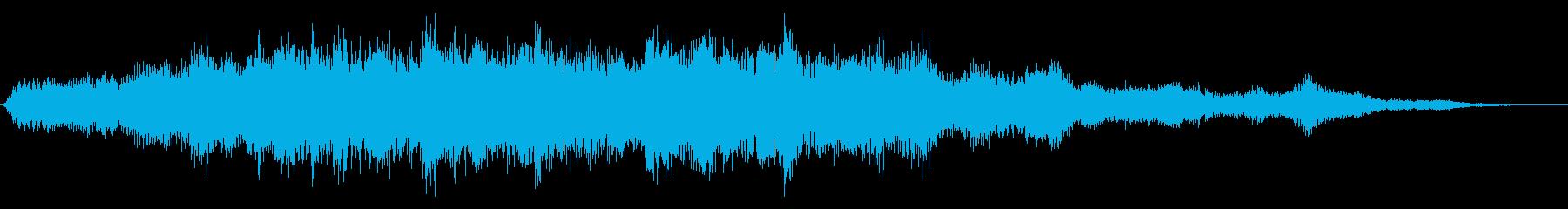 エイリアンコード3サスティンフラン...の再生済みの波形