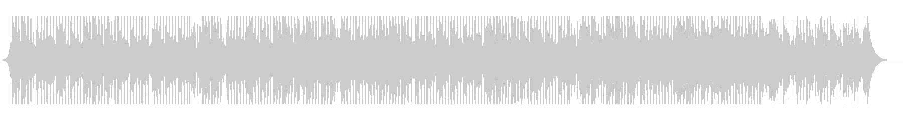 説明するの未再生の波形