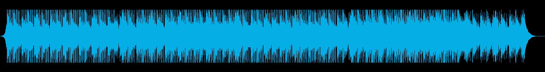 説明するの再生済みの波形