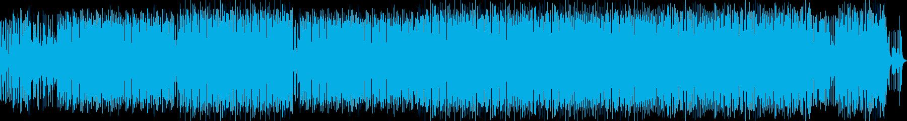 ポップ。南アメリカの歌。バックグラ...の再生済みの波形