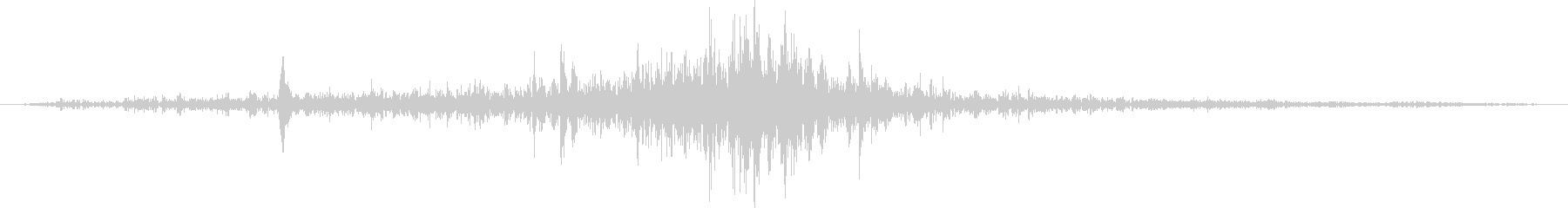 Snj-6シングルプロップ:Ext...の未再生の波形