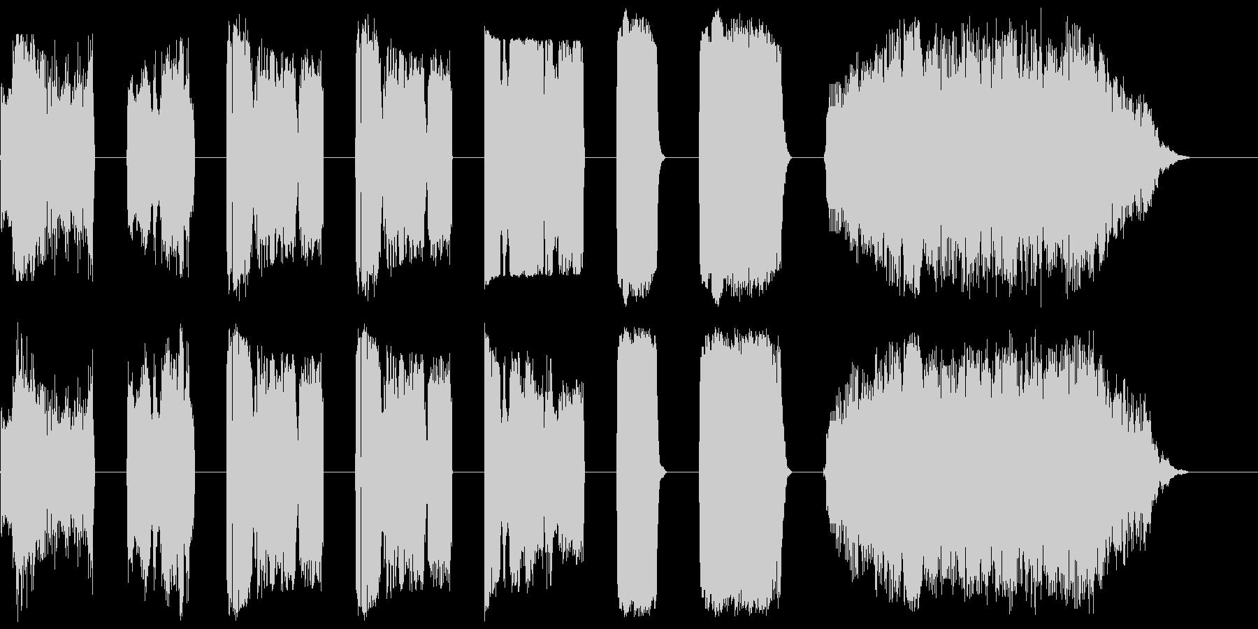 DJ Communications...の未再生の波形