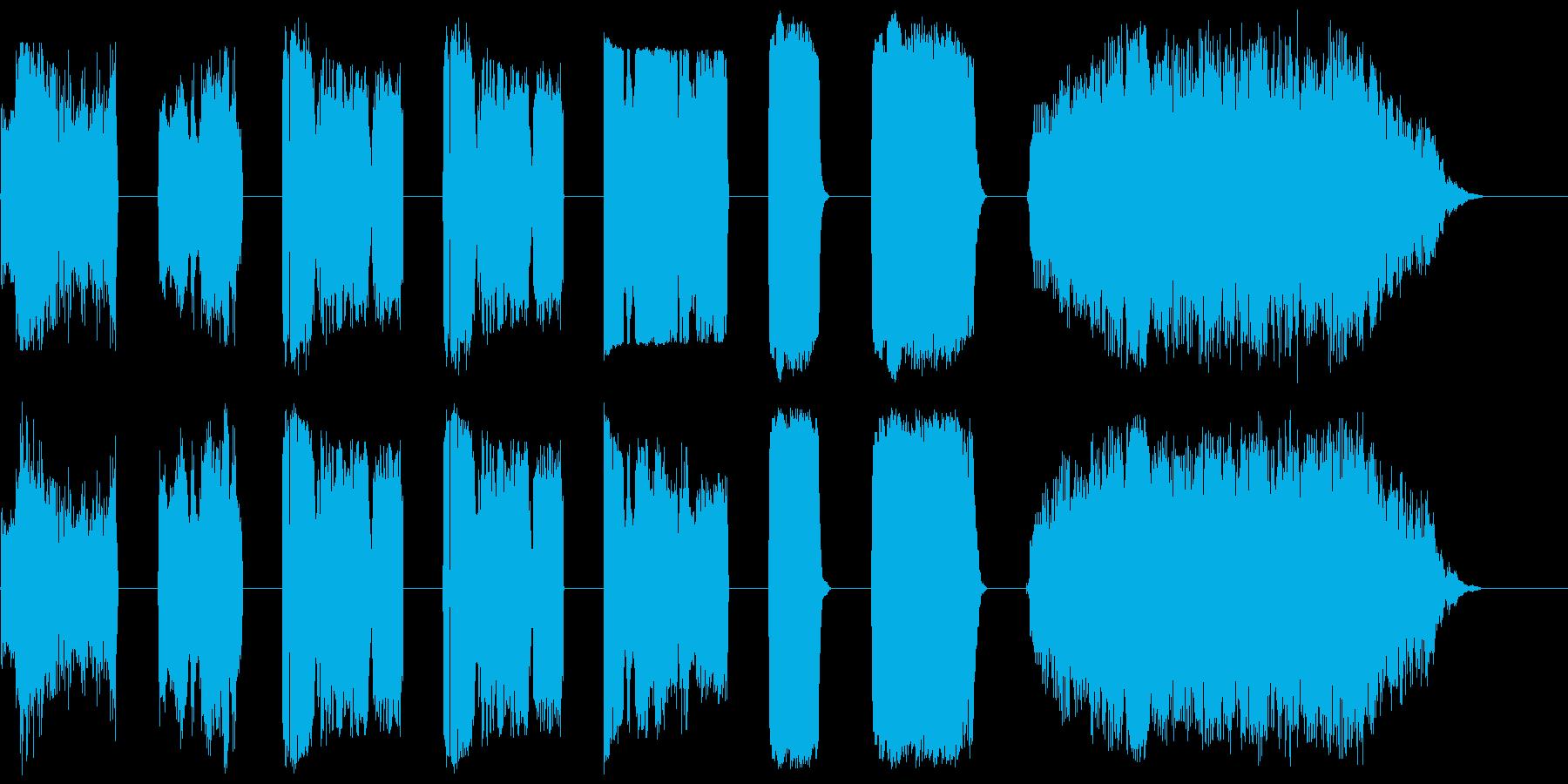 DJ Communications...の再生済みの波形