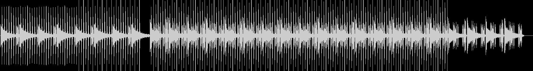 【チルアウト】アンビエント/ ハウスの未再生の波形