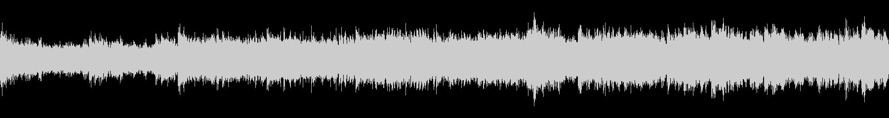 YAMATO_60secの未再生の波形