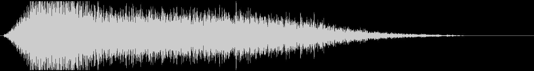 ドローン G ノイズハイ02の未再生の波形