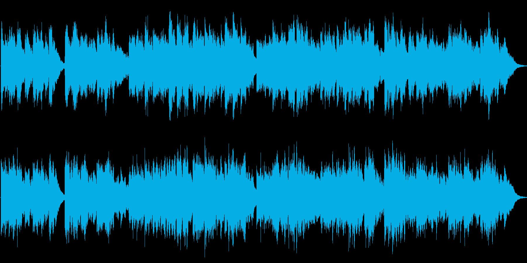 ソル作曲のEstudio作品31の4ですの再生済みの波形