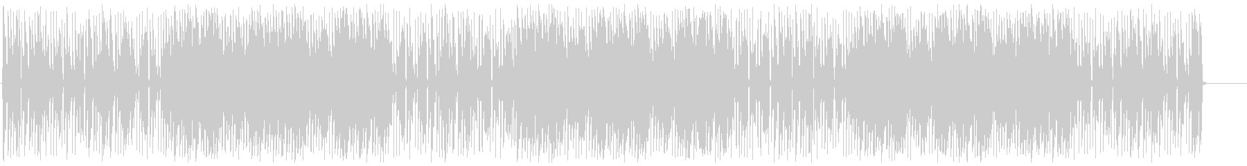 Pop and cute techno's unreproduced waveform