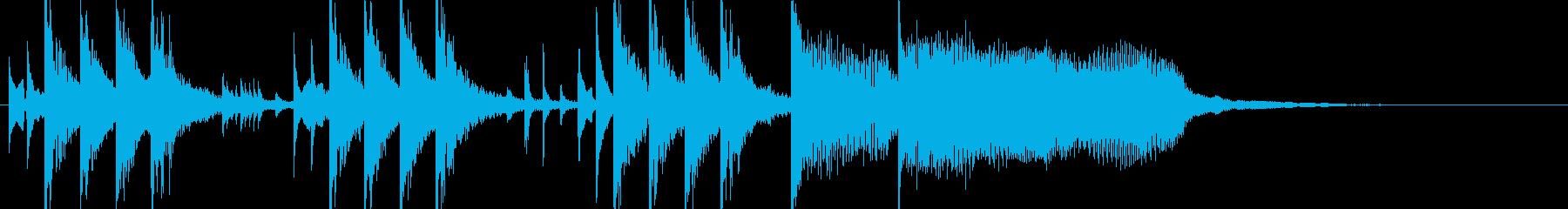 ジングル:テクノポップ・EDM6の再生済みの波形