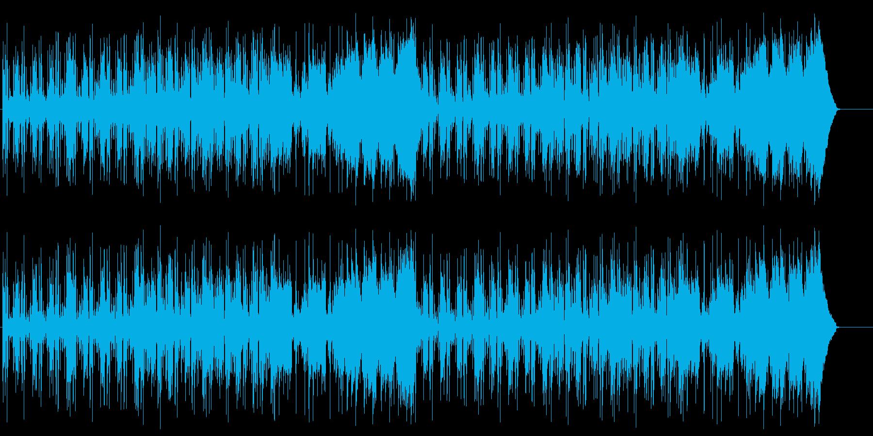 レゲエ さわやか リゾート 海 のんびりの再生済みの波形