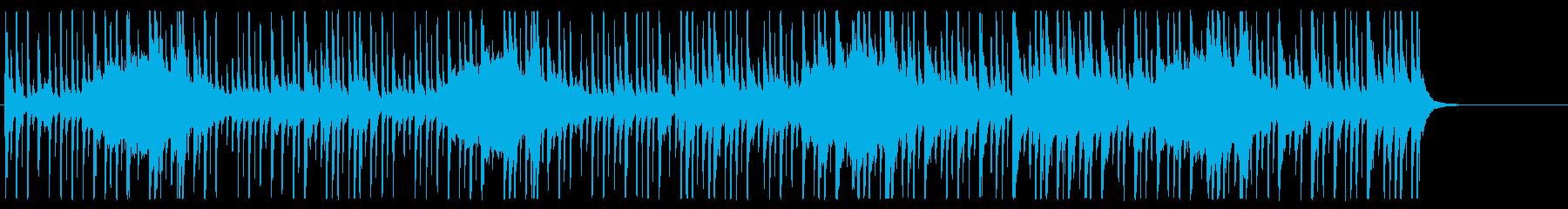 不思議/民族/ジャングル_No492_4の再生済みの波形
